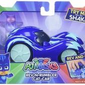 Герои в масках кэтмобиль машина Кэтбоя PJ masks Catboy