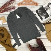 Базовый лонгслив с ассиметричным подолом для мужчины от Zara   SH53259