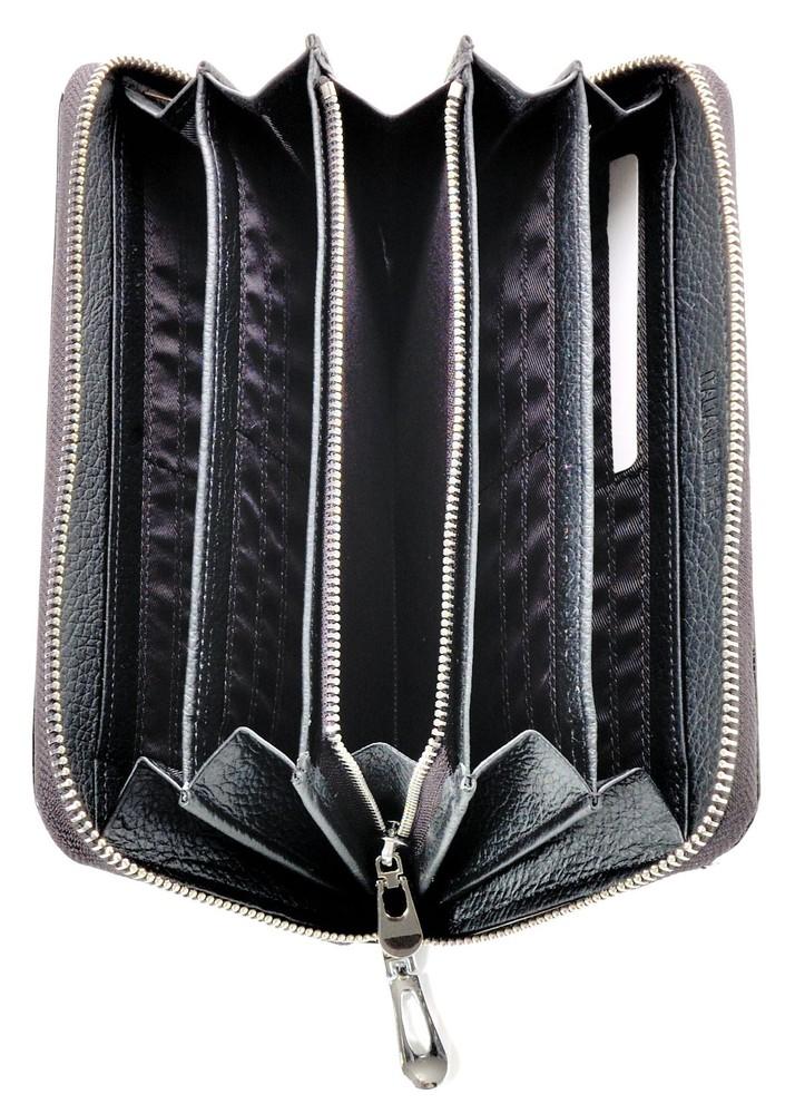 973489ce915c Женский кожаный кошелек клатч на молнии st большой в наличии разные модели  фото №4