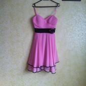 Шифоновое платье XS-S  Paula Richi