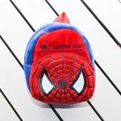 Мягкий рюкзак детский Спайдермен