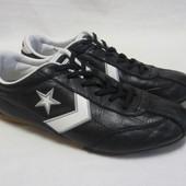 Кроссовки Converse оригинальные кожаные, размер 38,5