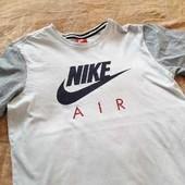 Футболка фирменная Nike р.46