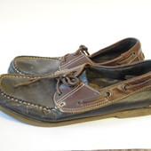 Мужские лофферы туфли кожа р.42