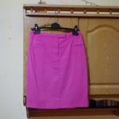 Розовая юбка - размер М