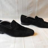 Муж.замшевые туфли Dune р.42 (9 М)ст.27,5 см