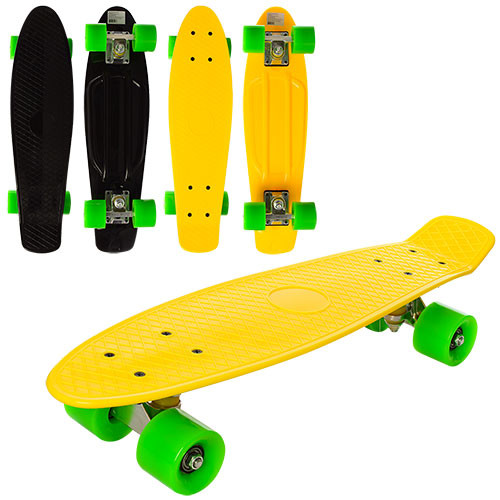 Львов! Пенни борд, скейт,  полиуретановые колеса! penny board фото №1