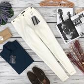Белоснежные брюки от легендарного бренда Zara  PN180255