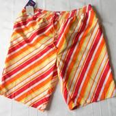 Яркие муж.пляжные шорты sun ХХХL новые