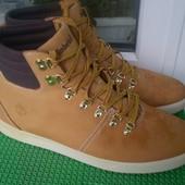 демисезонные мужские ботинки Timberland р. 45.5 , стелька 30 см