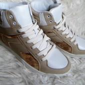 Attitude оригинальные ботинки 40