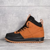 Кроссовки Nike Air Force Lunar brownish, р. 40-44, код mvvk-1035Н