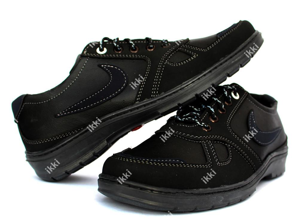 40  р Мужские спортивные туфли - кроссовки под Найк (СГТ-5-3) фото №1