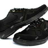 40 и 41 р Мужские спортивные туфли - кроссовки под Найк (СГТ-5-3)