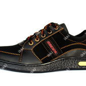 Мужские спортивные туфли на высокой подошве (СГТ-2-ч)
