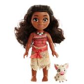 Disney Принцессы Диснея кукла Моана и поросенок princess petite adventure moana and pua doll