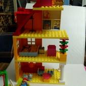 Lego duplo семейный дом