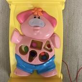 Hasbro operation операция игра с пинцетом звуковой световой эффект