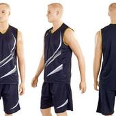 Форма баскетбольная мужская Moment 3868 (баскетбольная форма): размер XL