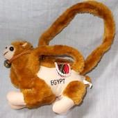 Сумка-игрушка Верблюд со звуком поет песню