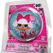 L.O.L Пазл сюрприз в шаре surprise puzzle in ball 6042054