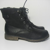 Зимние ботинки Rieker 41р 27см стелька