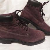 Ботинки Замша 42 размер