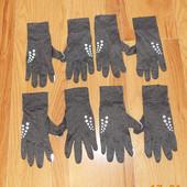 Фирменные демисезонные перчатки Crivit для девушки