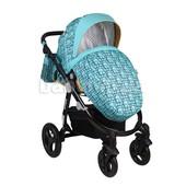 Универсальная коляска 2 в 1 Babyhit Valenta