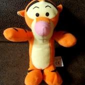 Игрушка мягкая Тигр бренд Disney высота 13см