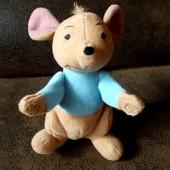 Игрушка McDonald's Мышка-обнимашка Disney коллекция 2000 года