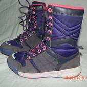 демисезонные ботинки кроссовки высокие