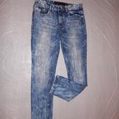 W32 L30, поб 48-50 узкачи! варенки джинсы скинни 21Men