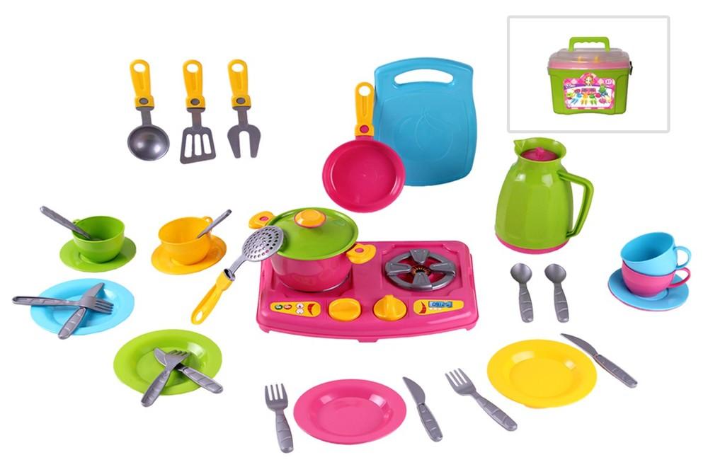 Игрушка набор посуды 3596 фото №1