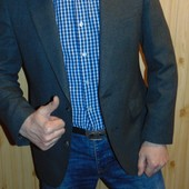 Стильний фирменний пиджак бренд Waiwik Англия .м-л .