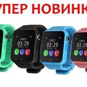 Детские умные смарт часы v7k (X10). c камерой! плеером! GPS! Оригинал!
