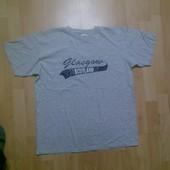 Фирменная футболка M-L
