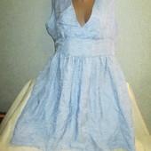 Очень красивое женское платье Collection London рр16 грудь 52 см  !!!!!!!!