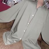 Рубашка рр М бренд H&M45