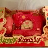 Швейная машинка happy family