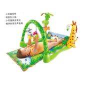 Развивающий музыкальный коврик Тропический лес 3059