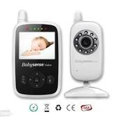 Видеоняня BabySense video electronic baby monitor 2,4