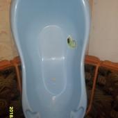 Детская ванночка 2в 1