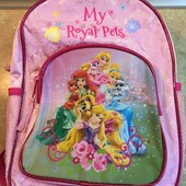 Рюкзак Disney My Royal Pets , отл. сост.