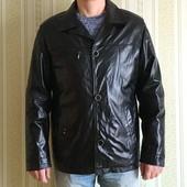 Куртка  мужская кожаная Westen р.52.
