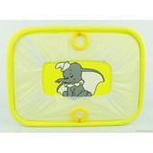 Манеж игровой Kinderbox Люкс с мелкой сеткой