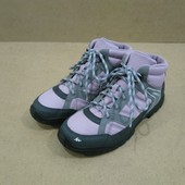 Демисезонные ботинки Quechua треккинговые женские