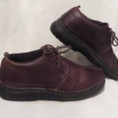 Ботинки Кожа Skechers 39,5-40 размер