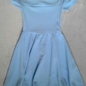 Нежно-голубое платье от New Look. Англия!