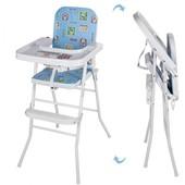 Стульчик HB 303-12 (1шт) для кормления,ш44-г60-в92см,выс.до сид58см,рег.столик,склад,